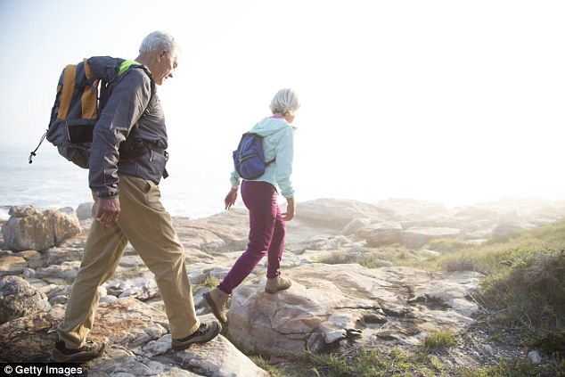 The National Trust offers a 25 per cent discount for the over-60s if you've been a member for five of the past ten years