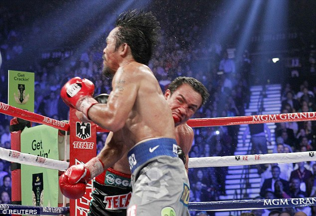 Marquez exacted revenge for his earlier defeats to Pacquiao with a stunning knockout in round six
