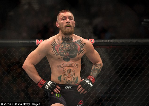 Conor McGregor turned down the UFC