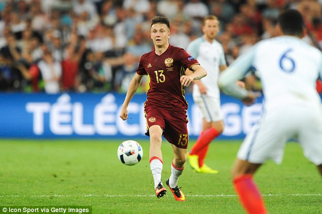 Russian international Golovin would cost about £20million and represents value for money