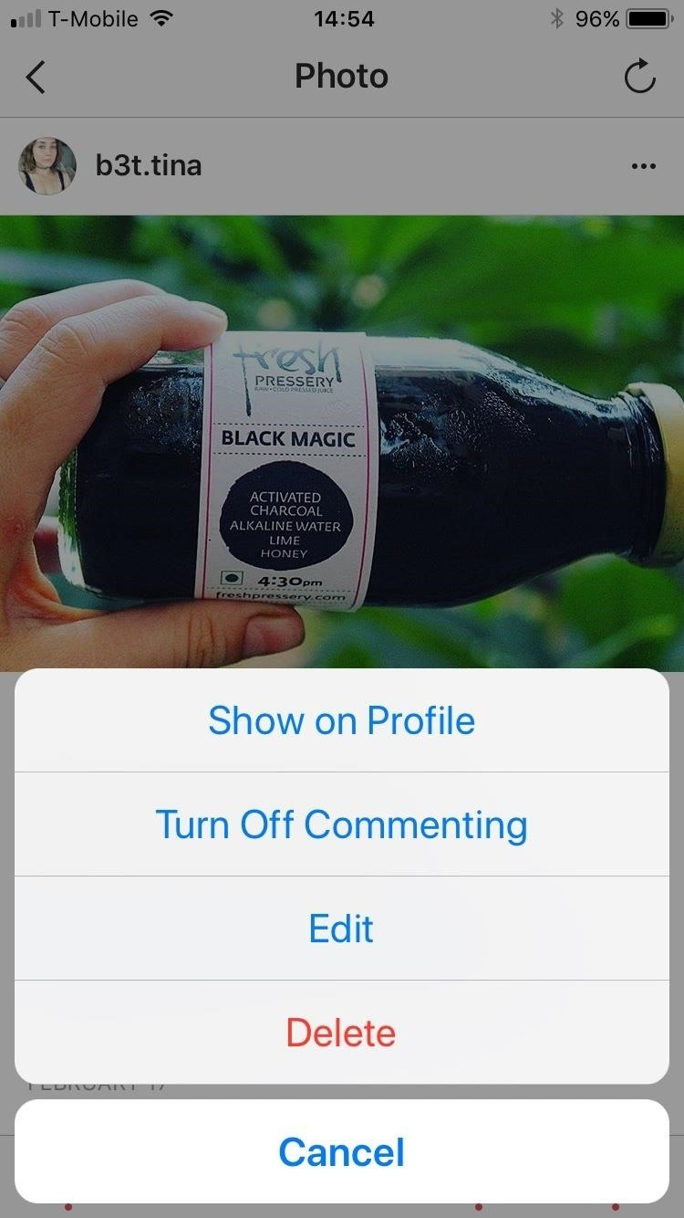 Instagram 101: How to Hide Posts from Your Profile Without Deleting Them