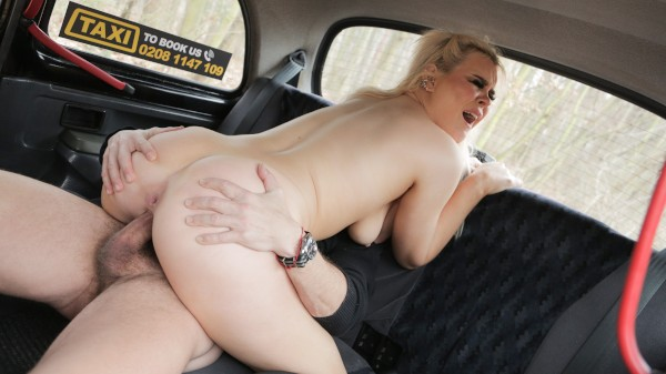 Watch George Uhl in Blonde Brit Fucked by Euro Cabbie