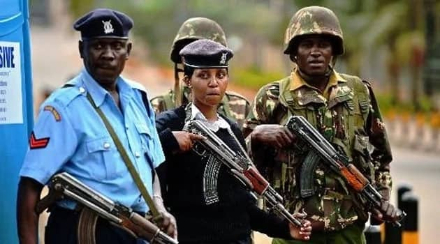 Kenya Police salary & allowances 2020