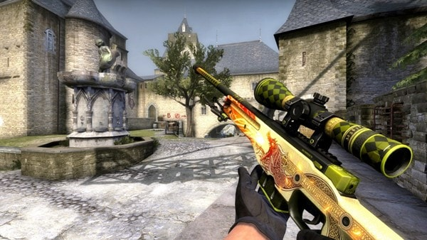 AWP: Dragon Lore