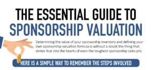 Essential Guide to Sponsorship Valuation Infographic