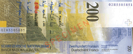 stable Swiss franc