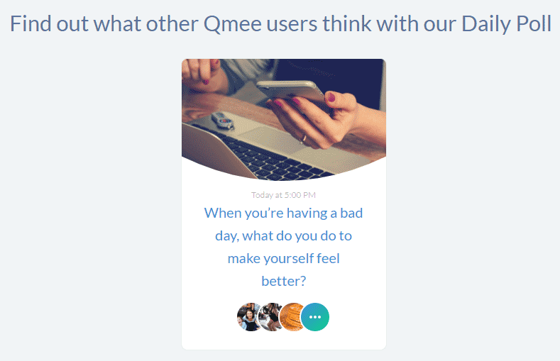 Qmee webcam survey paying out $1.25 for 5 minutes